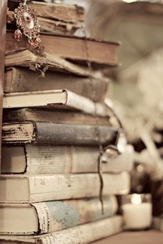 old books...