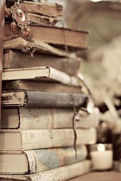 old books...
