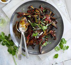 Spiced aubergine | BBC Good Food