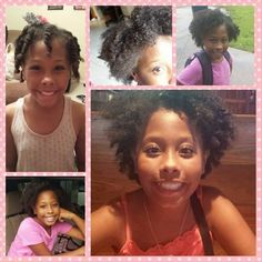 10 year old Kiara's twist out shared by Tameka Natural Hairstyles For Kids, Hairstyles Over 50, Cool Hairstyles, Natural Twist Out, Natural Twists, Going Natural, Curly Hair Styles, Natural Hair Styles, 4b Hair