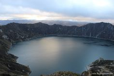 Hiking the Quilotoa Loop, one of Ecuador's best self guided trek