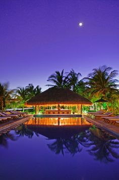 El Dorado Seaside Suites, all inclusive resort, swim-up pool bar. Riviera Maya, Mexico