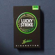 Lucky Strike Fresh - Brazil
