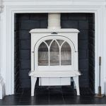 Huntingdon Electric Stoves - Gazco Traditional Stoves Gothic Windows, Electric Stove, Log Burner, Big Windows, Moving House, Stoves, Simple Living, Interior Styling, Cosy