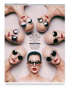 Sebastian Mader #interview #magazine #layout