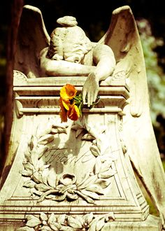 Angel  Cemetery Photo by Squintphotography #photography #etsy