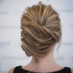 The best thing with short hair updos is that they are not complicated, and their elegance can't compare with other styles. The also require low costs of
