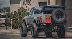 """crawlandhaul: """"One of the best overall builds out there IMO. Toyota Pickup 4x4, Toyota Trucks, Toyota 4runner, Toyota Supra, Overland Truck, Toyota Land Cruiser, Van Life, Offroad, Tacoma 2002"""