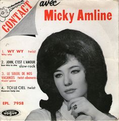 45cat - Micky Amline - Contact Avec Micky Amline - Vogue - France