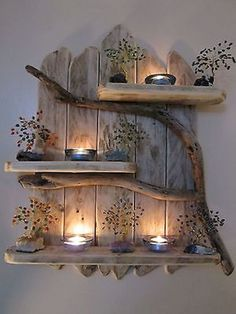 Creative DIY Rustic Home Decor Ideas (20)
