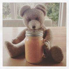Der Gemüsesaft ist lecker bitter - ich mag das ja mal ganz gern   #Gemüsesaft #saftkur #detox #teddy #teddybear