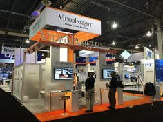 Video Insight ISC West 2015 trade show booth