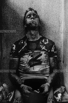 Greg LeMond a la velodrome roubaix