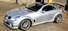 Mehr Sport wagen: Mercedes-Benz SLK 55 AMG: Upgrate-Tuning: Beim SLK 55 AMG…