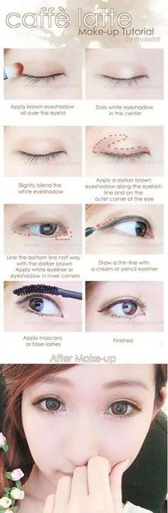 Make up ulzzang