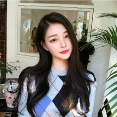 💋 ➷ulzzang ღ girls➶ Pretty Korean Girls, Cute Korean Girl, Pretty Asian, Cute Asian Girls, Beautiful Asian Women, Mode Ulzzang, Ulzzang Korean Girl, Korean Beauty, Asian Beauty
