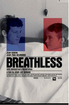 "Jean Luc Godard - ""Breathless"""