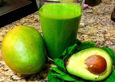 In the Reboot Kitchen: Green Avocado & Mango Smoothie | Reboot With Joe