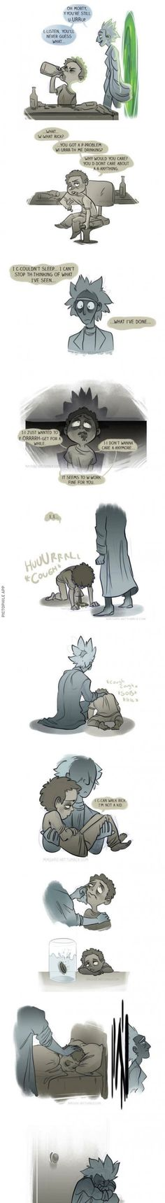 The feels morty *BURP!.. the feels