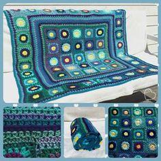 Marie Whimsy Crochet (@mariewhimsycrochet) • Instagram-bilder og -videoer Patchwork Blanket, Crochet Gifts, Chanel Boy Bag, Cushion Covers, Unique Gifts, Shabby Chic, Cushions, Shoulder Bag, Retro