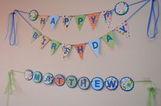 How to make a birthday banner