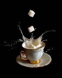 Coffee time..good timing, too!
