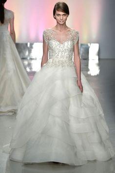 Znalezione obrazy dla zapytania erdem wedding dress pinterest