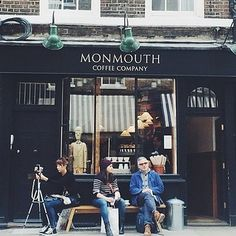 Monmouth Coffee, WC2. | 25 Unmissable Coffee Shops In London
