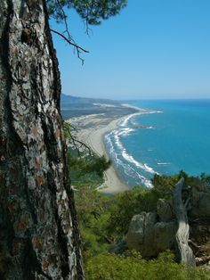 Patara Beach, Turkey. We're not beachy people but Patara is certainly an impressive sight.