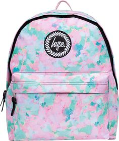 Buy Hype Sponge Backpack - Multi from Skatehut: