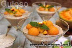 Este Creme de Aveia Nesfit com Frutas é uma receita muito simples, saudável, que sacia fácil e auxilia na perda de peso.  #Receita aqui: http://www.gulosoesaudavel.com.br/2015/09/21/creme-aveia-nesfit-frutas/