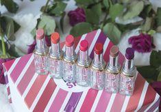 4 momente în care prefer rujurile cremoase | L'Oreal Color Riche Shine Beauty Make Up, Loreal, Shinee, Lipstick, How To Make, Lipsticks