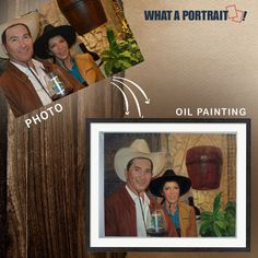 Whataportrait - We Convert your Photos into Canvas Paintings or Picture Portraits to make your memories forever. Photo Portraits are a great gift for your Loved ones. Photo To Oil Painting, Turn Photo Into Painting, Pictures To Paint, Oil Paintings, Caricature, First Love, Great Gifts, Sketches, Touch