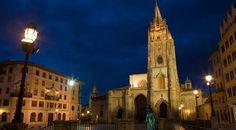 Catedral de #Oviedo. Fuente imagen: España es cultura