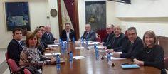 Infopalancia: Reunión de alcaldes en Segorbe