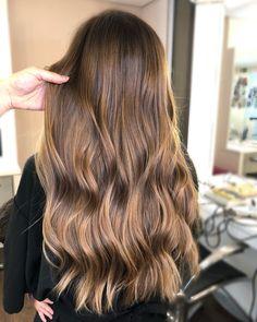 Brown Hair Balayage, Ombre Hair, Blonde Hair, Bayalage, Hair Inspo, Hair Inspiration, New Hair, Your Hair, Dakota Johnson Hair