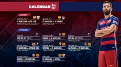 Crunch fixtures approaching for FC Barcelona | FC Barcelona