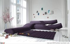 COR Furniture Lava - COR Furniture bankstellen & vloeren - foto's & verkoopadressen op Liever interieur