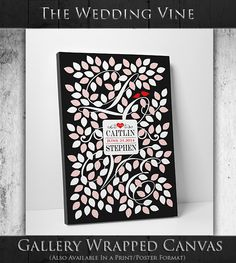 Guest Book Tree Wedding Guestbook  Wedding Tree  55-300