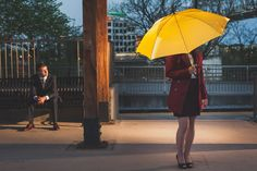 Nashville Engagement Session | Moe and Chris | How I Met Your Mother Themed Engagement Session