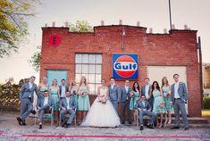 Hickory Street Annex Wedding