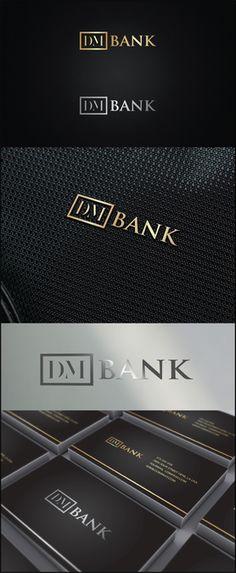 Create a winning logo design for DM BANK by shuBham™