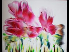Acrylic Pouring Techniques, Acrylic Pouring Art, Acrylic Canvas, Abstract Canvas, Pour Painting, Painting & Drawing, Acrylic Flowers, Beginner Painting, Resin Art