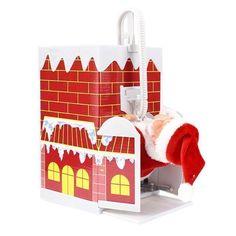 Santa Claus Toys - RED MUSIC BOX