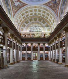 Kansalliskirjasto, National Library of Finland, Helsinki