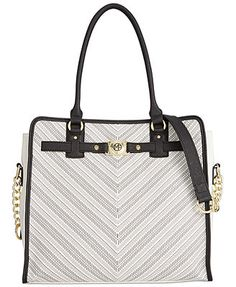 Marc Fisher Crossroads Belted Tote