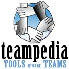 Teampedia is a collaborative encyclopedia of free team building activities, free icebreakers, teamwork resources, and tools for teams. This site is designed for group leaders, trainers, teachers, managers, directors, counselors, youth groups, camps, task forces ... anyone wanting to enhance collaboration and creativity.