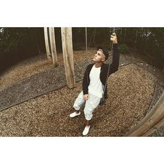 Justin Bieber seems to love nature. See all his best outdoorsy Instagrams on wmag.com.