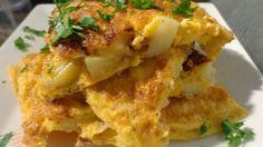 Ομελέτα Φούρνου.Η γρήγορη νόστιμη λύση!!! ~ ΜΑΓΕΙΡΙΚΗ ΚΑΙ ΣΥΝΤΑΓΕΣ Greece Food, Snack Recipes, Snacks, Greek Recipes, Lasagna, Potato Salad, Macaroni And Cheese, Potatoes, Pasta