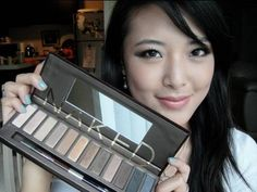 Urban Decay Naked! Love this but I need to watch more videos like this so I know what I'm doing!